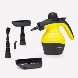 Limpiador a vapor compacto