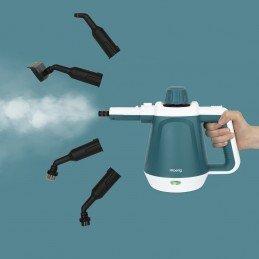 Limpiador de vapor manual...