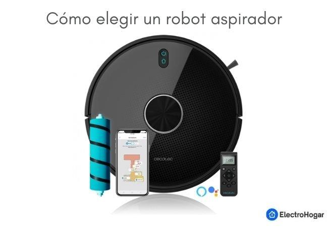 elige un robot aspirado