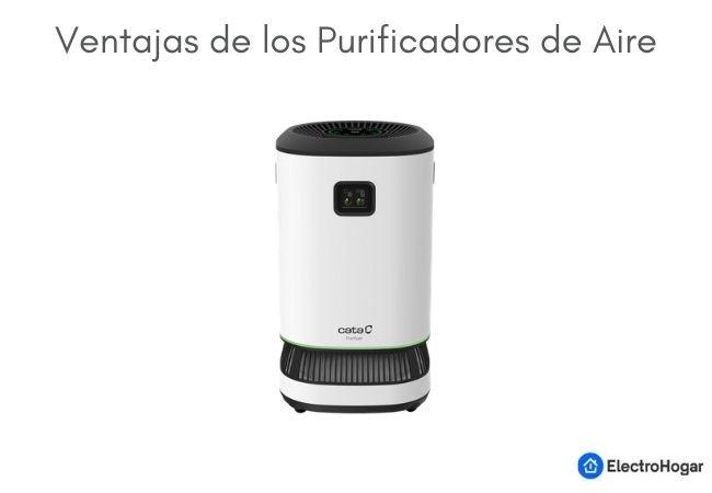 ventajas de comprar un purificador de aire