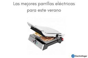 Mejores parrillas electricas